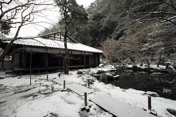 雪の蓮華寺_e0051888_2192631.jpg