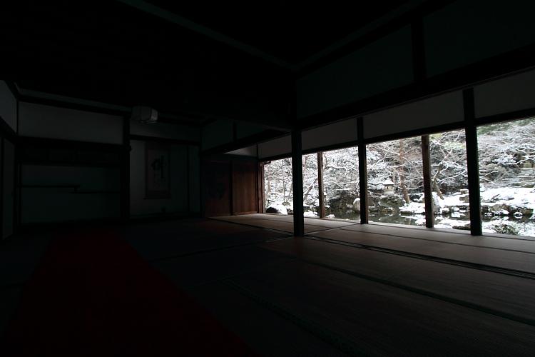 雪の蓮華寺_e0051888_2194947.jpg