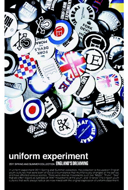 SOPHNET. 、uniform experiment 2011 S/S !!_c0079892_2154199.jpg