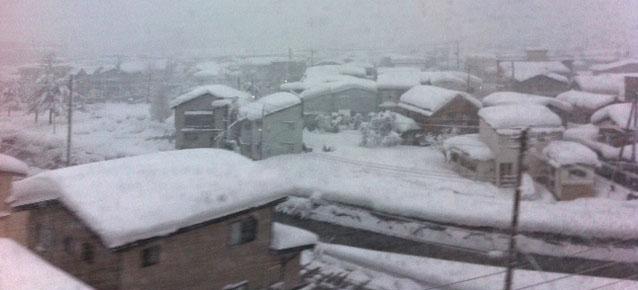 豪雪、快晴、雪、快晴_e0054299_1040112.jpg