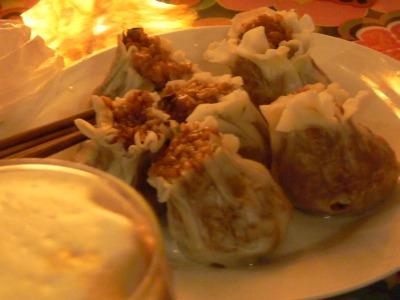 中国出張2010年12月-週末旅行-第二日目-西塘鎮(II) 西塘は朝から雨、西街16で朝食_c0153302_12185372.jpg