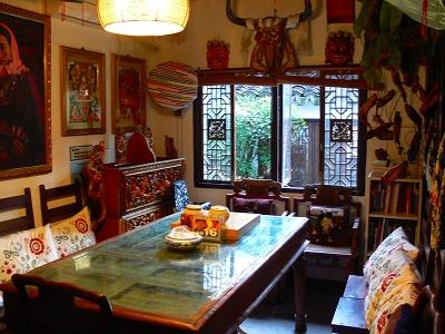 中国出張2010年12月-週末旅行-第二日目-西塘鎮(II) 西塘は朝から雨、西街16で朝食_c0153302_12215359.jpg