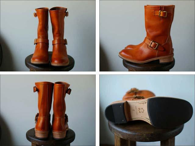 moto leather&silver[モトレザー] Engineer Boots [手染め エンジニアブーツ]LADY\'S_f0051306_18311791.jpg