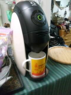 超簡単!私の必需品カプティーマシーンがマイキッチンに登場!#449_e0068533_2265471.jpg