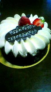 こどもの日のケーキ_d0189675_21574640.jpg