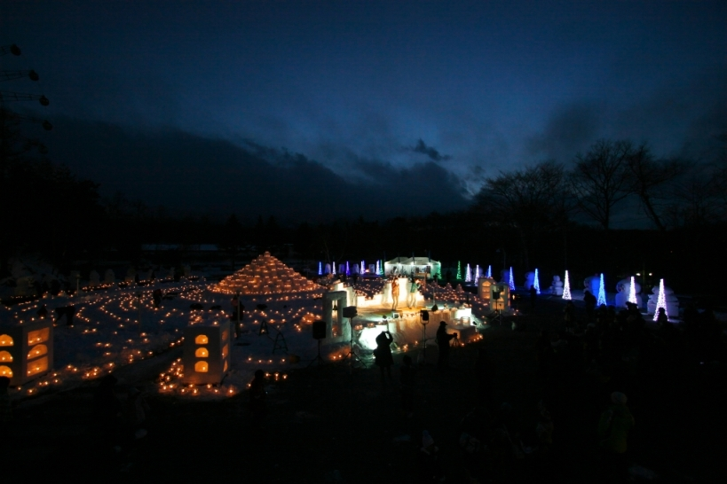 浅間高原ウインターフェスティバル2011 2日目_f0180878_22402350.jpg