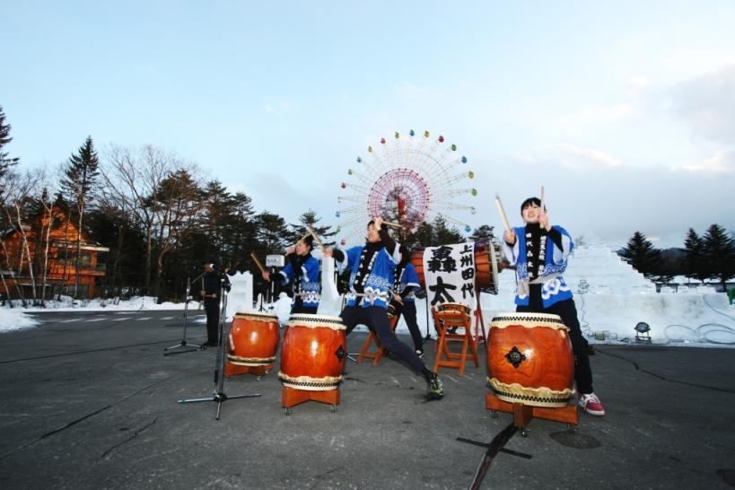 浅間高原ウインターフェスティバル2011 2日目_f0180878_2246827.jpg