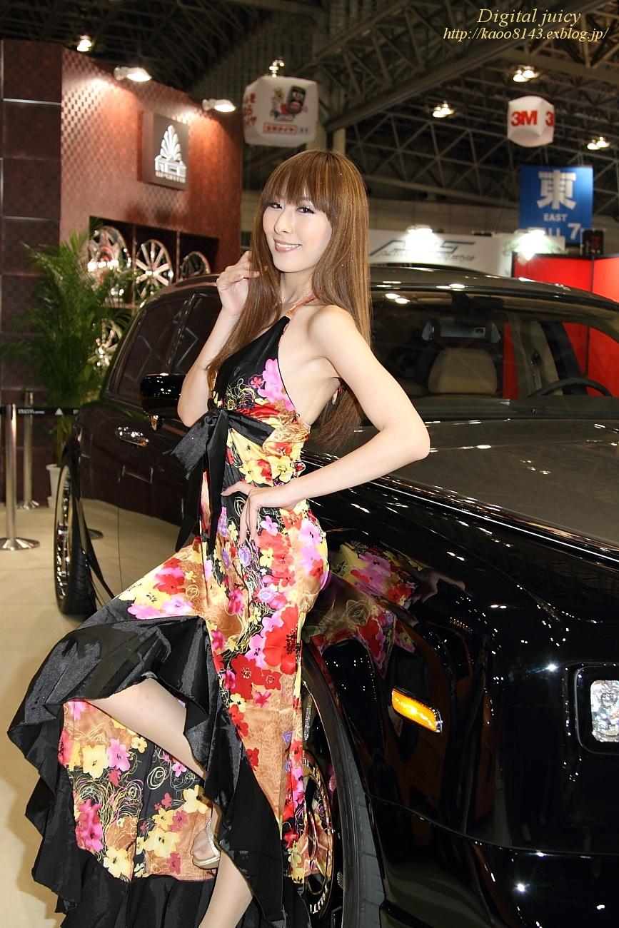 加藤綾 さん(AUTO COUTURE INTERNATIONAL ブース)_c0216181_11233850.jpg