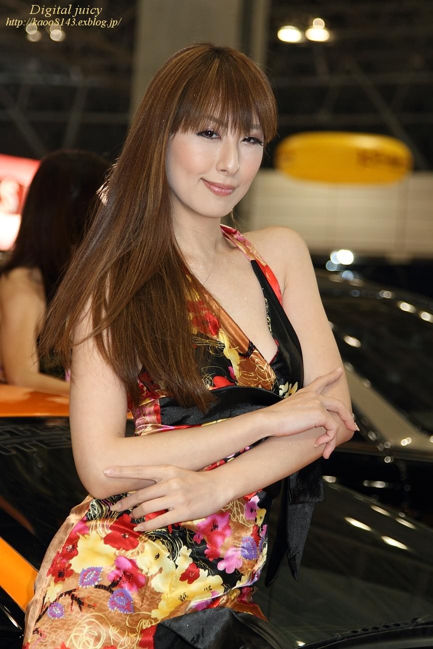 加藤綾 さん(AUTO COUTURE INTERNATIONAL ブース)_c0216181_11242657.jpg