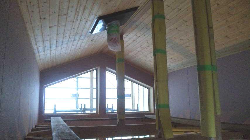 S邸「大沢新道の家」 工事中です。_f0150893_17223835.jpg