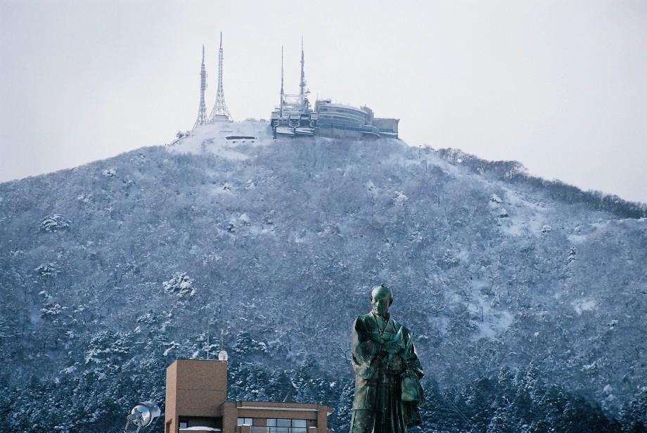 函館の観光名所の冬景色_a0158797_0195381.jpg