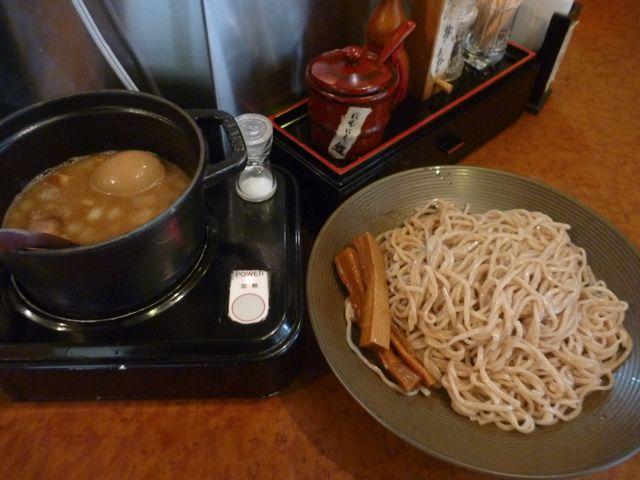 つけ麺 ろぉじ &ロバのミミ_b0054727_21325077.jpg