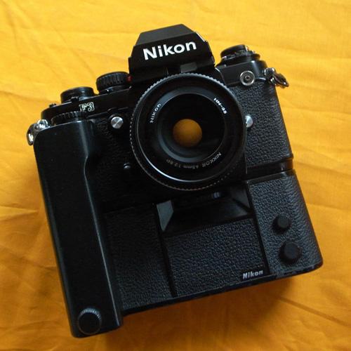#689 Nikon    アイレベルファインダー  DE-2_b0177233_534043.jpg