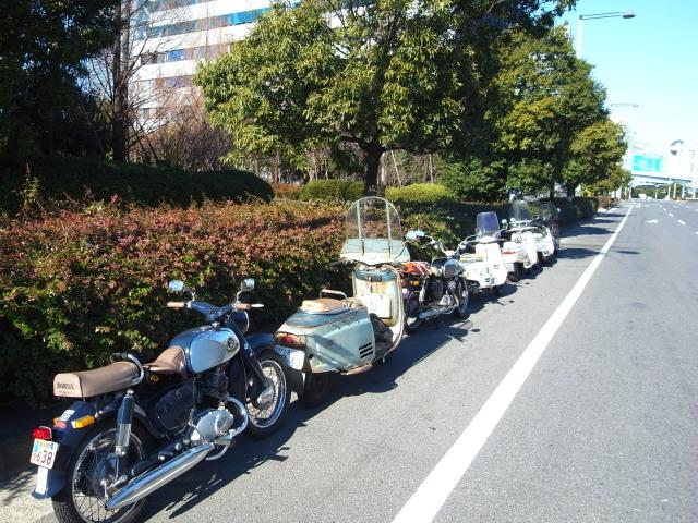 New Year Meeting in Odaiba_c0207044_17293465.jpg