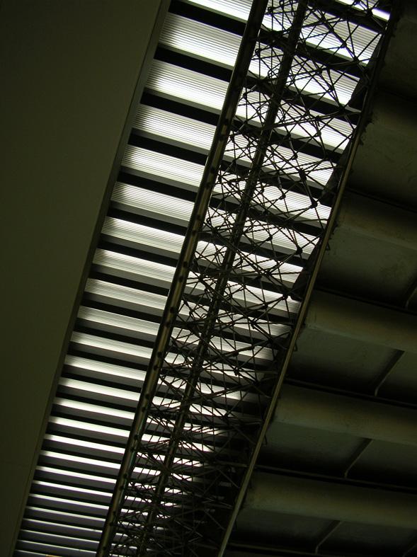 竹橋 パレスサイドビル1  階段 林昌二/日建設計_e0127948_21261481.jpg