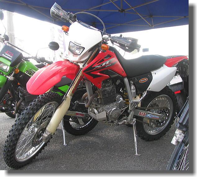 XR250 ・ RF900R_f0178858_1044333.jpg