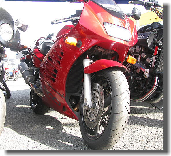 XR250 ・ RF900R_f0178858_10453950.jpg