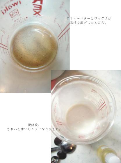 アサイーバターの、朝用乳液(さっぱりだけど冬用)_c0206559_22443956.jpg