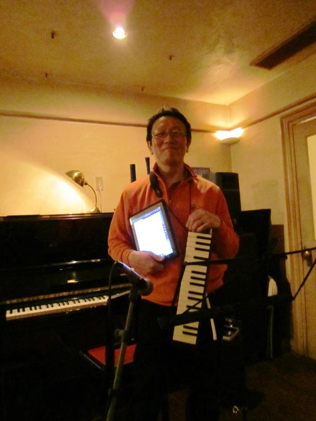 阿野裕行ピアノ/ピアニカソロライブ(音源あり)・・感謝・・でも一杯恥かいちゃった(^^♪_f0051464_16231735.jpg