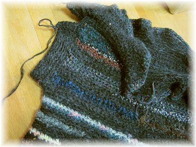 無謀にも、セーターなんぞを。。。。。。_c0221884_22481459.jpg