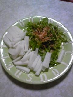 まだまだ続く、生野菜(T_T)_b0201285_2111322.jpg