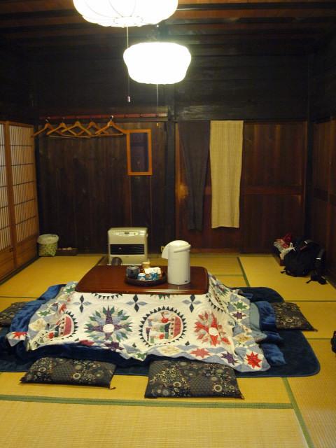 日本列島横断----白川郷の宿_c0179785_19069.jpg