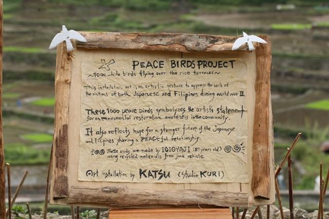 幸せの白い鳥プロジェクト in イフガオ 「原始の森にホワイト・バードが戻ってきた日」_b0128901_1353630.jpg