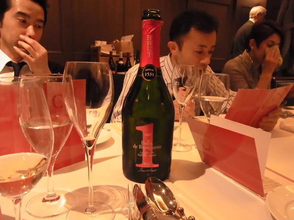 定例のワイン会、今年も楽しくスタート   (記   藤本紀久子)_a0195310_158934.jpg