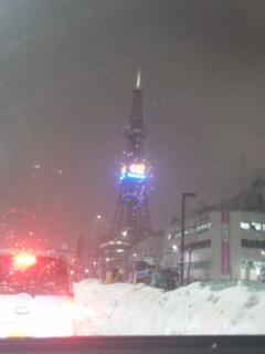 札幌到着です(^3^)/_d0122014_1851166.jpg
