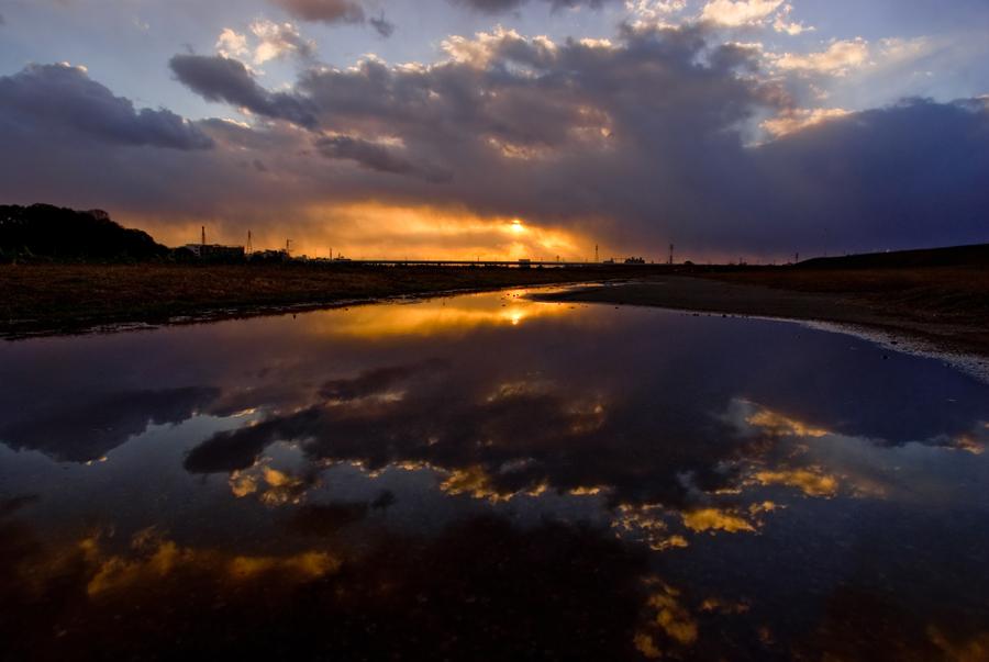 SUNSET 2011_c0195620_004151.jpg