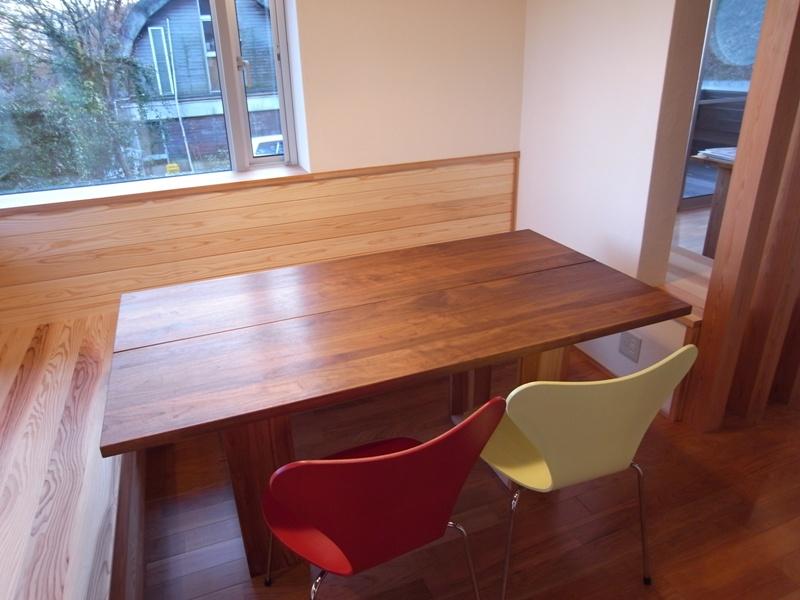 木立の家 竣工 MA設計室_e0118649_14583218.jpg