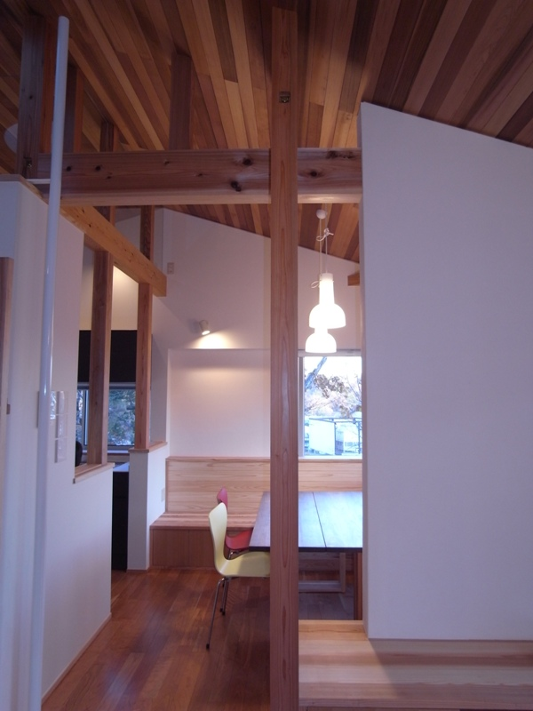 木立の家 竣工 MA設計室_e0118649_14584760.jpg