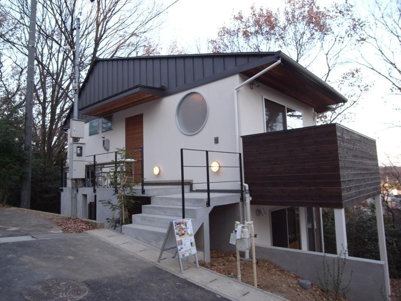 木立の家 竣工 MA設計室_e0118649_1458593.jpg