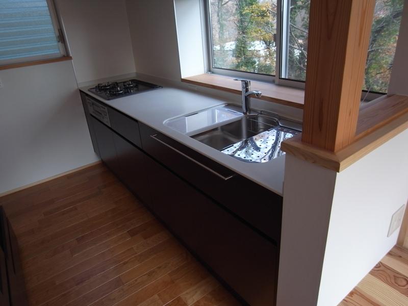 木立の家 竣工 MA設計室_e0118649_1459111.jpg