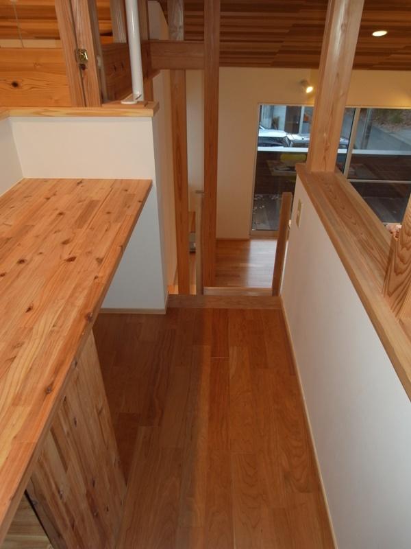 木立の家 竣工 MA設計室_e0118649_14592884.jpg