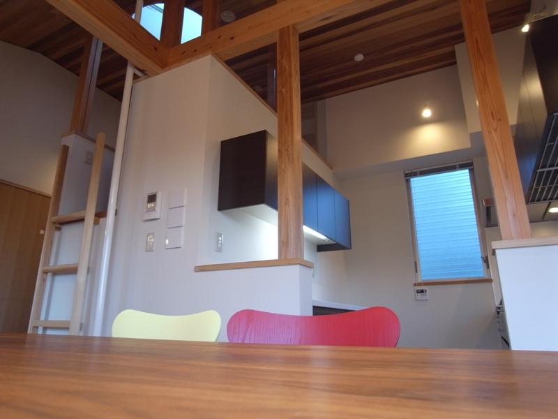 木立の家 竣工 MA設計室_e0118649_14594168.jpg