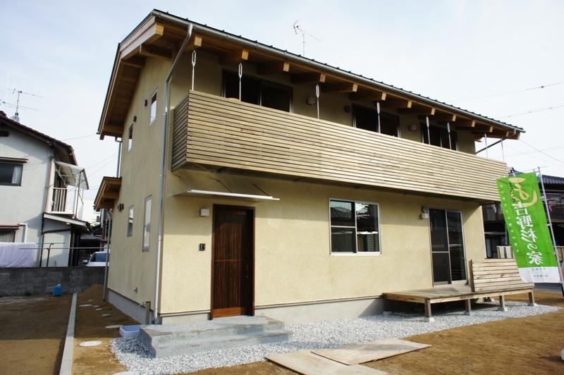 八本松東の家 中工務店 設計施工_e0118649_1539175.jpg