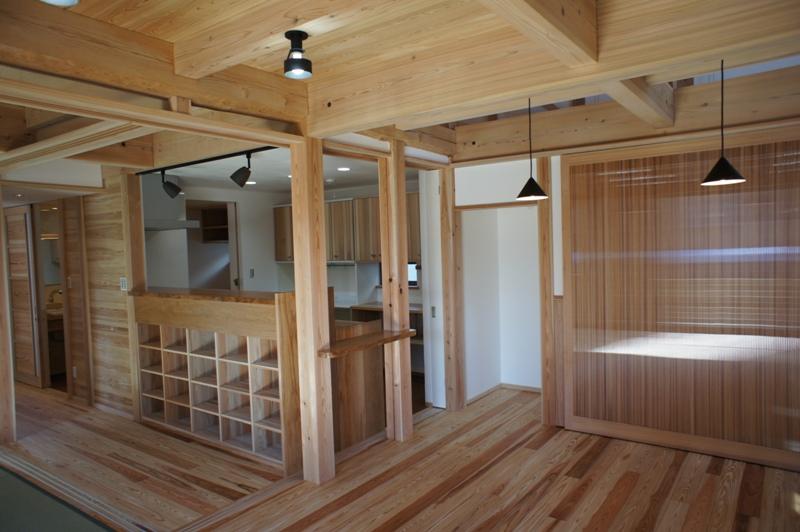 八本松東の家 中工務店 設計施工_e0118649_1543561.jpg