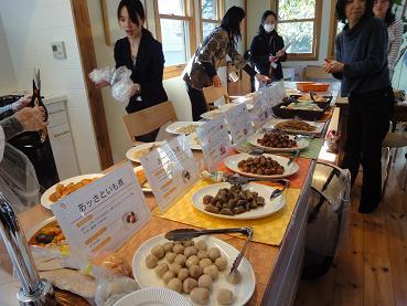 1月31日(月)石井食品座談会@キリガヤスタイルショールーム_e0006772_22273266.jpg