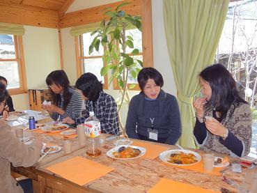 1月31日(月)石井食品座談会@キリガヤスタイルショールーム_e0006772_22343839.jpg