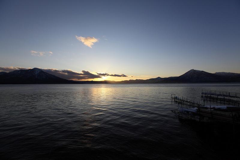 支笏湖マジックアワー_a0160581_2012342.jpg
