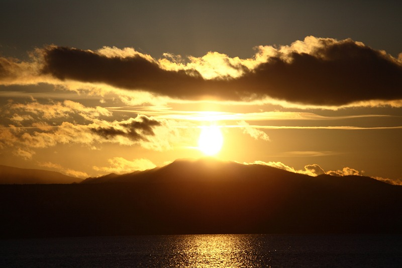 支笏湖マジックアワー_a0160581_20125882.jpg