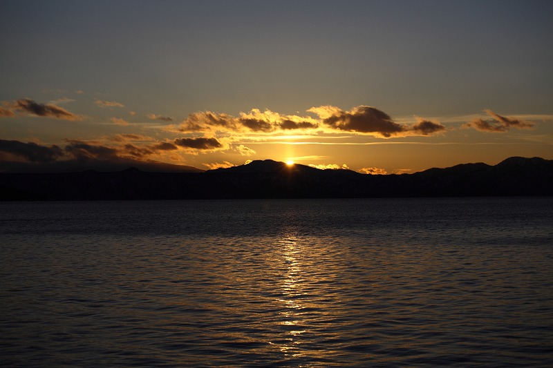 支笏湖マジックアワー_a0160581_20134012.jpg