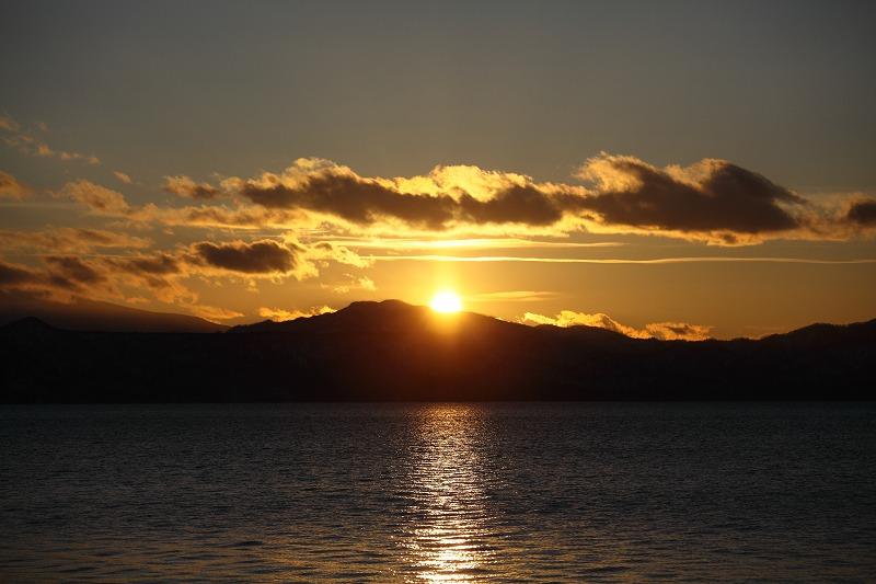 支笏湖マジックアワー_a0160581_201397.jpg