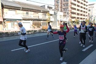 大阪ハーフマラソン_e0117783_16153174.jpg