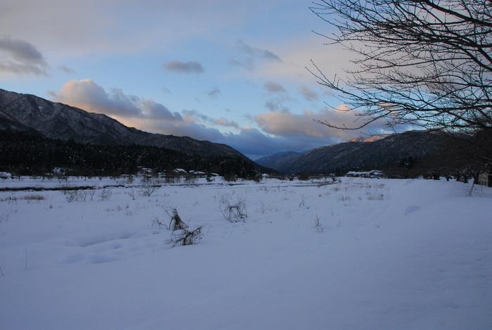 豪雪地方でランチ。_a0049296_19512355.jpg