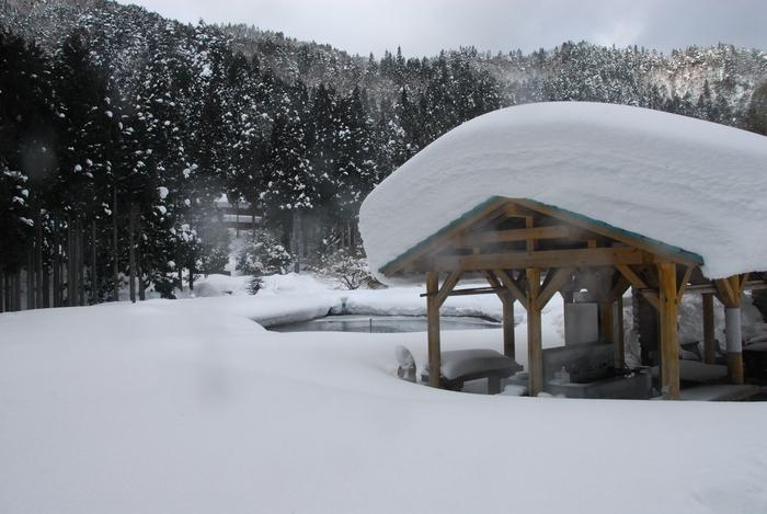 豪雪地方でランチ。_a0049296_20324239.jpg