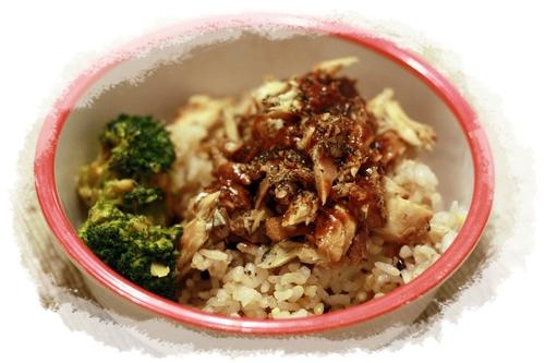 チリビーンズと鯖の味噌煮_f0021101_15355346.jpg