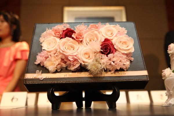 花をまとう花嫁  ANAインターコンチネンタルホテル様へ_a0042928_1949457.jpg