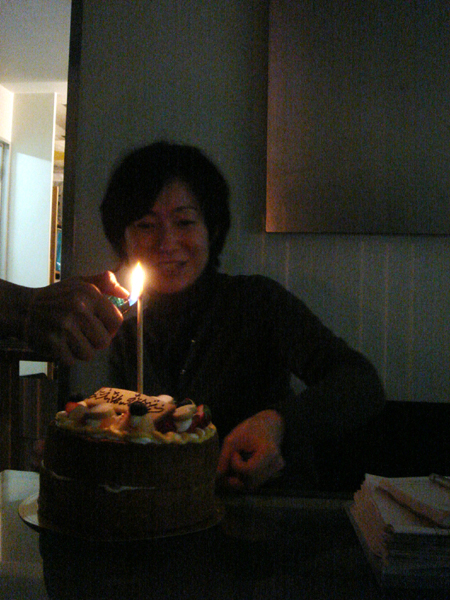 Happy Birthday!! 山本さん♪_f0035333_2023266.jpg